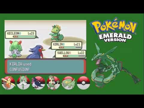 Pokémon Emerald Walkthrough Part 18 - Lavaridge Town Gym