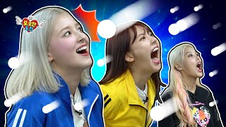 MOMOLAND Marshmallow comes down from the sky like snow FUNLAND Tries the Ultimate Teamwork Game