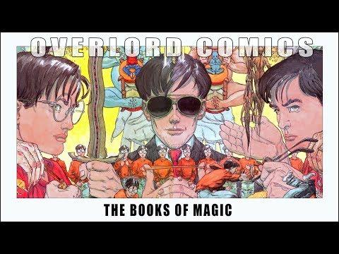 The Vertigo Files: The Books Of Magic