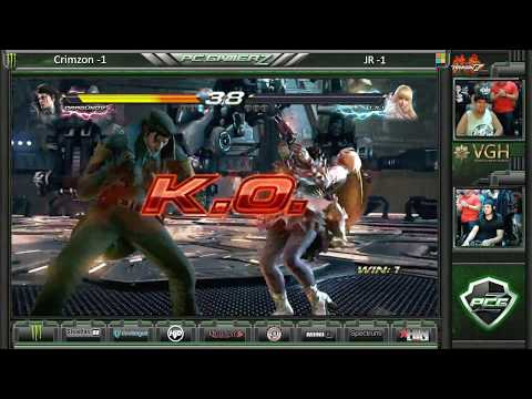Tekken 7 Tournament at PC Gamerz Aiea with VGH - Video Gamers Hawaii