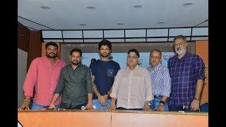 Geetha Govindam Press Meet about Piracy | Vijay Deverakonda | NTV Entertainment