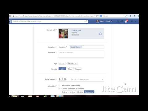 How to Start a Facebook Page for your Business
