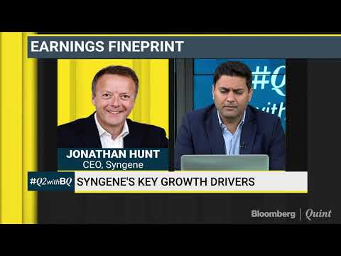 Syngene's Jonathan Hunt Talks About The Company's Capex Plans & More