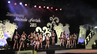 2013 MISS MANOLO FORTICH BEAUTY PAGEANT