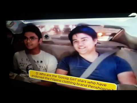 Brothers on Cash Cab Philippines
