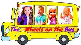 The Wheels on the Bus   동요와 아이 노래   어린이 교육