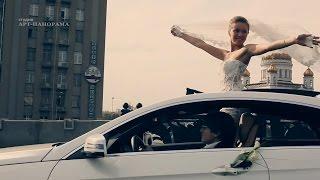 СВАДЬБА: Александр и Инна / съёмка свадебных видео-фильмов ART-PANORAMA.RU