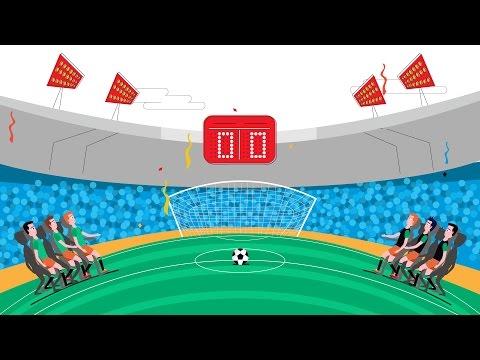 Sport event management- Explainer Video