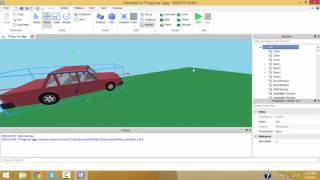 ROBLOX Scripting | How to script a moving model | Scripting a moving car