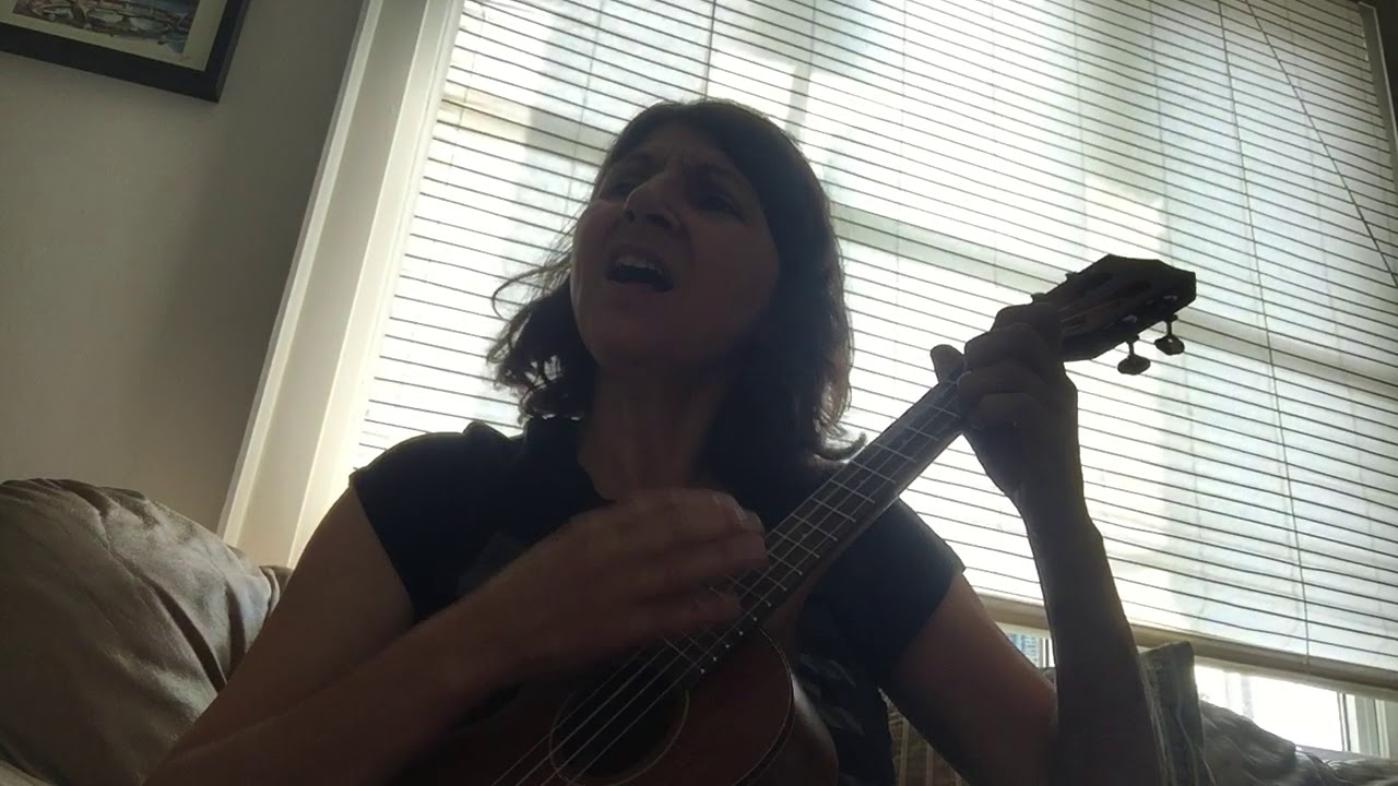 Kd Lang Constant Craving Ukulele Cover Youtube