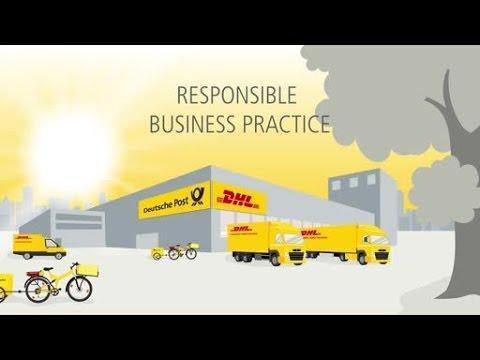 Responsible Business Practice bei Deutsche Post DHL Group