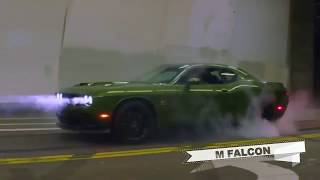 DODGE CHALLENGER SRT| ROUTINE| BASS BOOSTED|