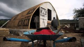 RURAL HABITAT BY MOBILE WORKSHOP ARCHITECTS PROBLEMS AND BENEFITS