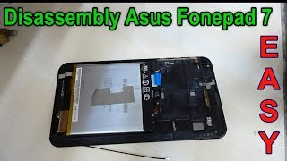 Disassembly Asus Fonepad 7 FE170CG