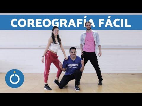 Coreografía de HIP HOP FÁCIL - Paso a Paso