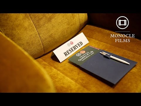 Zürich: The Monocle Quality of Life Conference