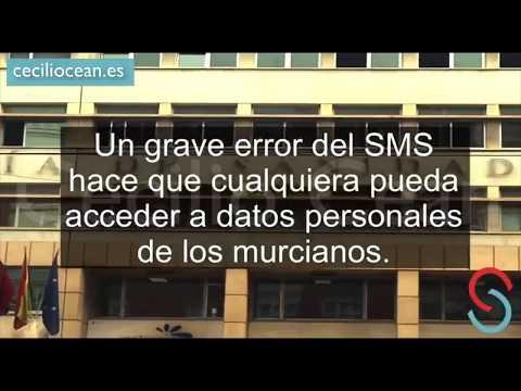 Un grave error del Servicio Murciano de Salud expone millones de datos personales
