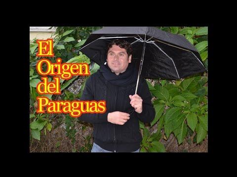 el-origen-del-paraguas