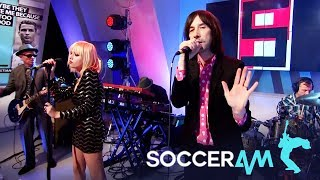 Primal Scream | Where The Light Gets In (Live on Soccer AM)