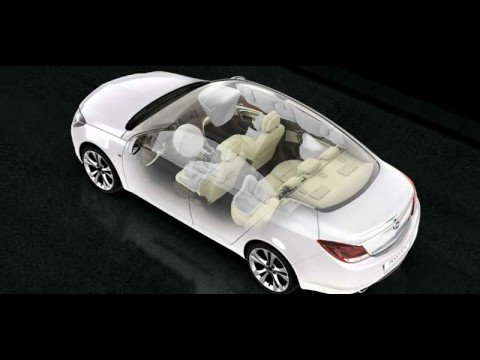 opel insignia airbag system youtube. Black Bedroom Furniture Sets. Home Design Ideas