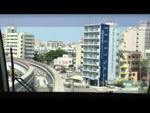 Okinawa Monorail 2012