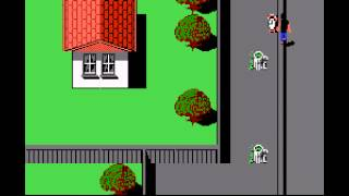 Back to the Future - Back to The Future NES Gameplay - 1.21 gigawatts of excitement! - User video