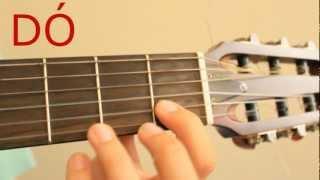 ASA BRANCA -  AULA DE VIOLÃO - Como tocar o solo no violão