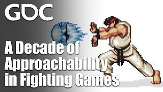 09 to '19: A Decade of Approachability in Fighting Games