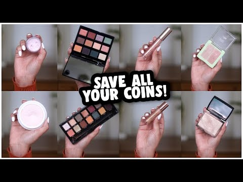 NEW AFFORDABLE DUPES FOR HIGH-END MAKEUP PRODUCTS 2018! | MakeupByAmarie thumbnail