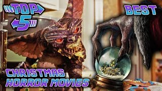 Top 5 Best Christmas Horror Movies