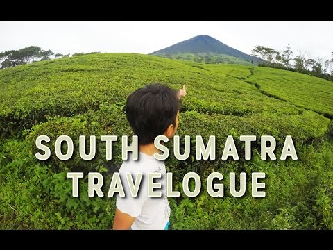 [Travelogue] Wonderful moments in South Sumatra