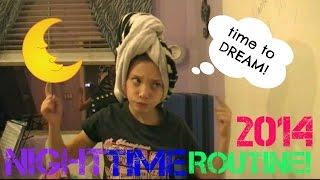 2014 Night Time Routine! Thumbnail