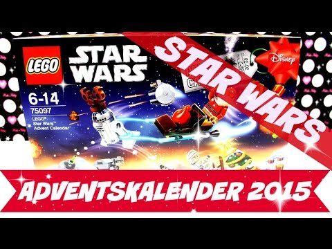 adventskalender 2015 lego star wars 75097 weihnachten. Black Bedroom Furniture Sets. Home Design Ideas