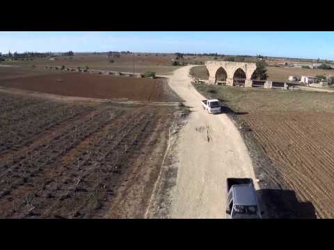 Aerial Video Test shoots from N. Cyprus by R2N