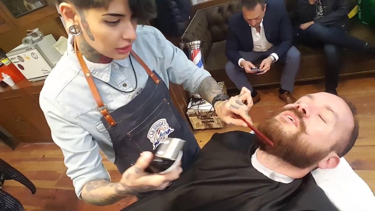 Barber a la nica barber shop youtube - La barberia de vigo ...