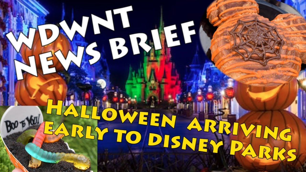 Halloween Treats and Merchandise coming to Disney Parks this fall ...