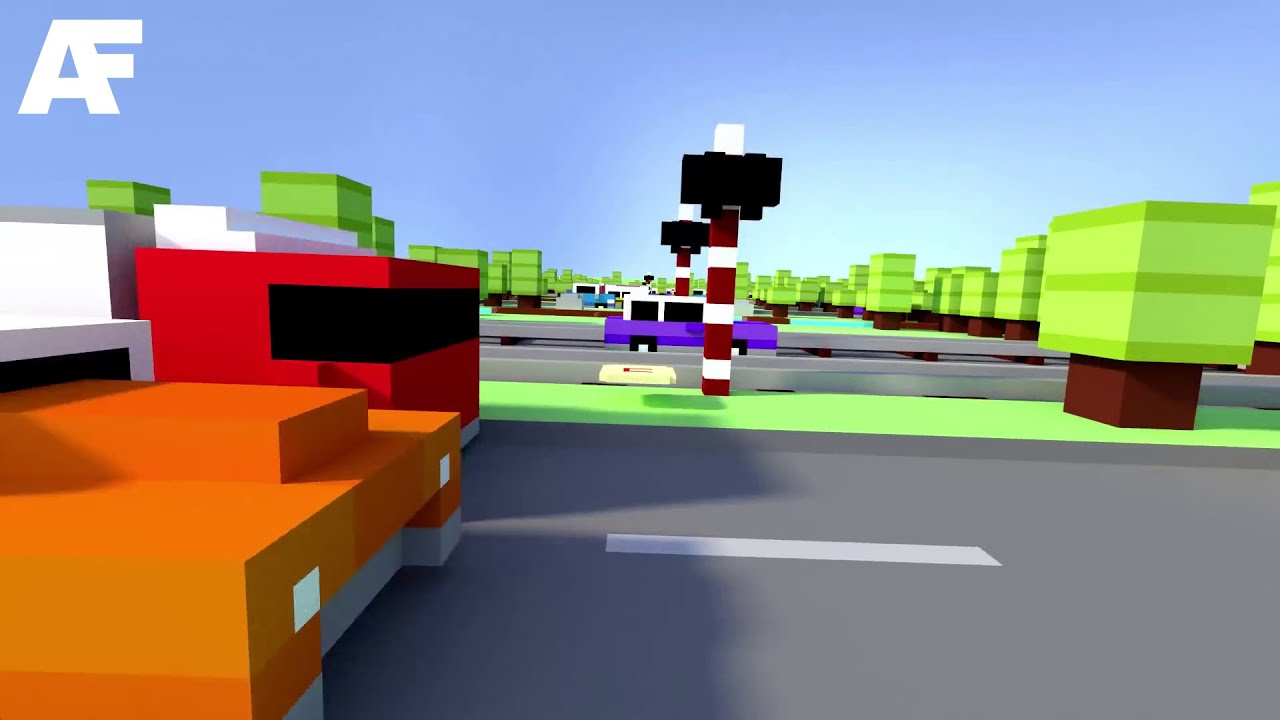 how to get pinky in crossy road