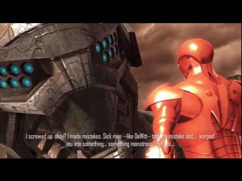 Iron Man 2 Walkthrough PS3