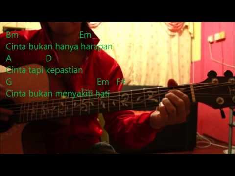 Asmara - Lagu Cinta Cover (Kord Gitar)
