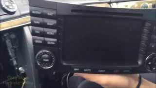 Video How to upgrade Command Radio Unit in Mercedes E Class W211 in Easy Steps download MP3, 3GP, MP4, WEBM, AVI, FLV November 2017