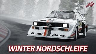 winter nordschleife released   assetto corsa vr ger audi quattro s1 e2