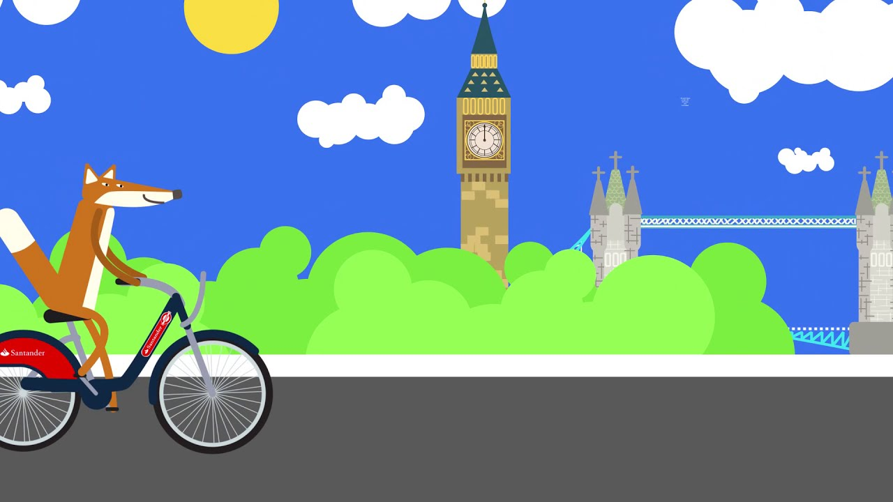 London cycle hire scheme - Getting Around London