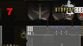 Let´s Play Airport CEO- Part 7  Season 2 Building More Medium Stands Early Access Gameplay Pc