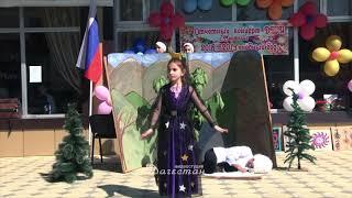 Отчетный концерт ДШИ с. Маджалис