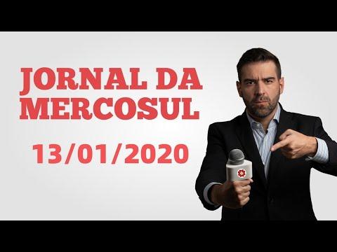 Jornal da Mercosul - 13/01/2020 | [Entrevista] Cesar Silvestri - Prefeito de Guarapuava