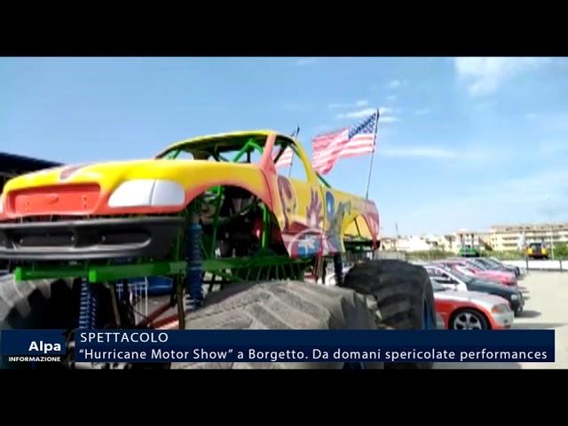 Borgetto, arriva il Motor Show