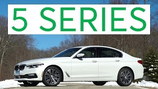4K Review: 2017 BMW 5 Series Quick Drive | Consumer Reports