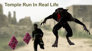 Temple Run 2 in Real Life | UPDATE