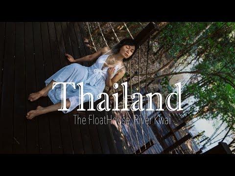 The FloatHouse, River Kwai - THAILAND - Aien Jamir - Fashion & I
