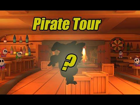 Pirate Tour Preview Predictions Mario Kart Tour Youtube